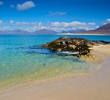 Horgabost beach, Isle of Harris by 58NorthPhoto