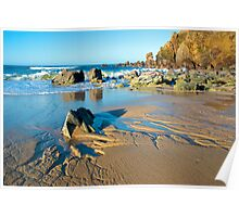 Dalmor beach, Isle of Lewis Poster