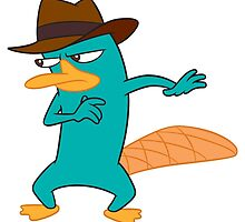 Perry  the Platypus by Elisa88