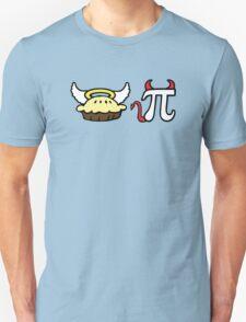 Angel Pie and Devil Pi T-Shirt