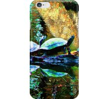 Afternoon Social iPhone Case/Skin