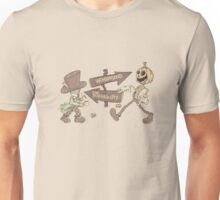 The Marvelous Commute to Wonderland Unisex T-Shirt