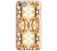 Crossed wires iPhone Case/Skin