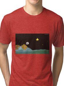Starfish Abandonment Tri-blend T-Shirt
