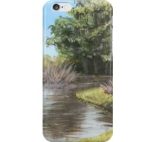The Lake iPhone Case/Skin