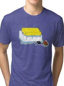 Spongebath Tri-blend T-Shirt
