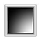 Aluminum photo frame by robertosch