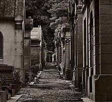 Death  'alley by martinilogic