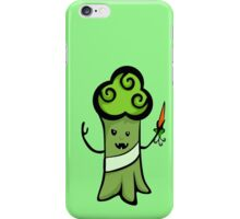 Broke Lee the Triumphant! iPhone Case/Skin