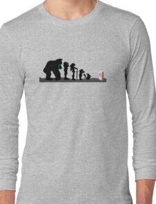 In remembrance of Satoru Iwata Long Sleeve T-Shirt