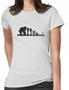 In remembrance of Satoru Iwata Womens Fitted T-Shirt