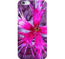 Ripple Flower iPhone Case/Skin
