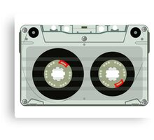 Audio tape Canvas Print