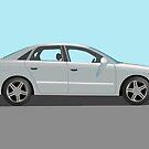 Automobile vector by Laschon Robert Paul