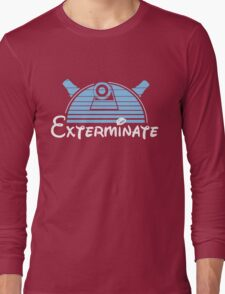 Exterminate Long Sleeve T-Shirt