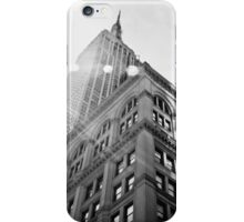 Outshined- Black and White iPhone Case/Skin