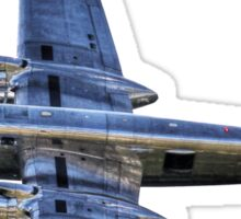 "North American B-25J ""Mitchell"" - Red Bull Sticker"