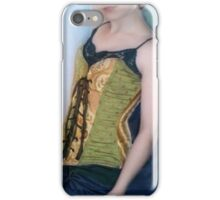 Corset Girl 3 iPhone Case/Skin