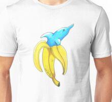 Banana Dolphin Unisex T-Shirt