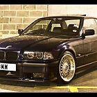 BMW 323 E36 by Tim Topping