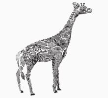 Designer Giraffe by SuburbanBirdDesigns By Kanika Mathur