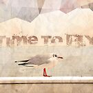 Time To Fly by Phil Perkins