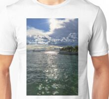 Lake Constance Upcoming Thunder Storm Unisex T-Shirt