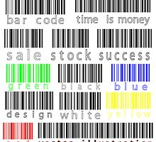Bar codes by Laschon Robert Paul