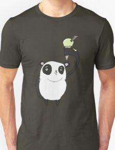 ice cool panda Unisex T-Shirt