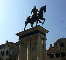 Venetian Statue by thetutor