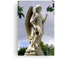 St. Joseph Catholic Cemetery - 2 Metal Print