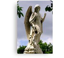 St. Joseph Catholic Cemetery - 2 Canvas Print