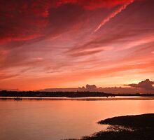 Red Sky at Night by Adam Webb