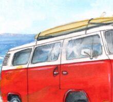 Dwynn's VW Sticker