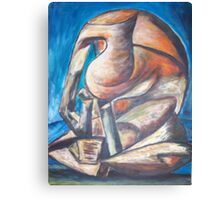 The Thinker  Canvas Print