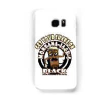 Montana Jack's Black Get Your Shake On Samsung Galaxy Case/Skin