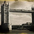 Tower Bridge London by Charlotte Lake