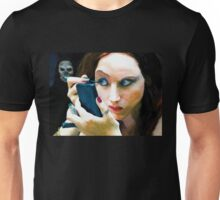 You're Early - Gothic Death Art Unisex T-Shirt