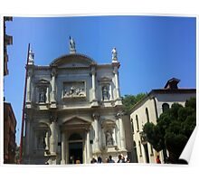 Venice Chapel Poster