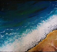 Ocean and Earth by Sally Ford