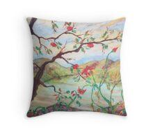 Tree of Friendship Throw Pillow