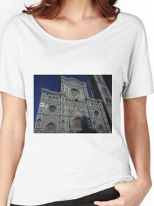 Cathedral of Santa Maria del Fiore Women's Relaxed Fit T-Shirt
