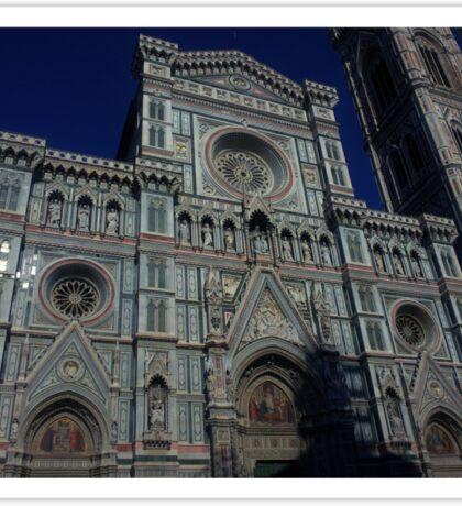 Cathedral of Santa Maria del Fiore Sticker