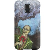 """Zombies Have Happy Places Too"" Samsung Galaxy Case/Skin"