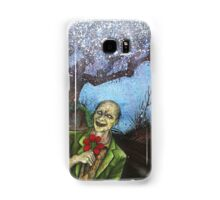 """""""Zombies Have Happy Places Too"""" Samsung Galaxy Case/Skin"""