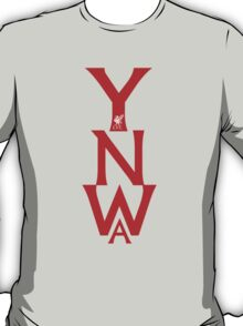 YNWA RED T-Shirt