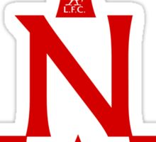 YNWA RED Sticker