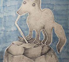fox & coco by galinarachko