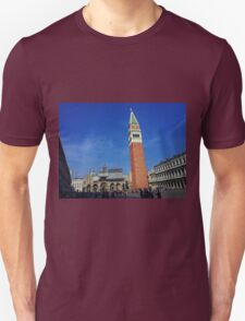 Piazza San Marco Unisex T-Shirt