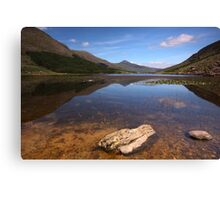 Reflections-Kerry Canvas Print